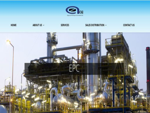Zagros Oil Company Website