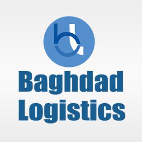 Baghdad Logistics دیزاینی لۆگۆ