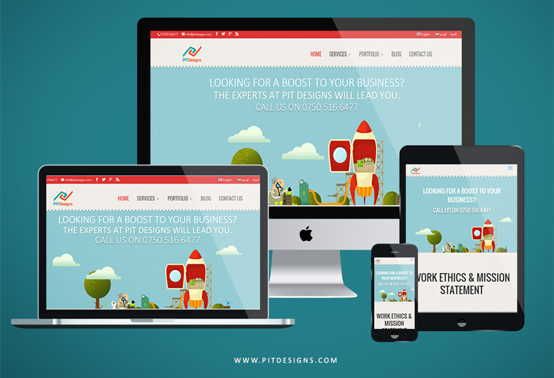 responsive-website-design-erbil