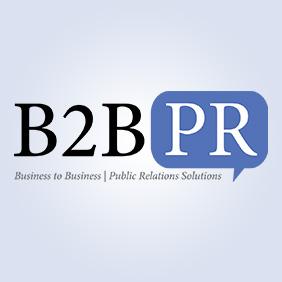 B2B PR دیزاینی لۆگۆ