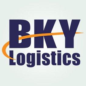 BKY Logistics دیزاینی لۆگۆ