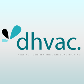 DHVAC دیزاینی لۆگۆ