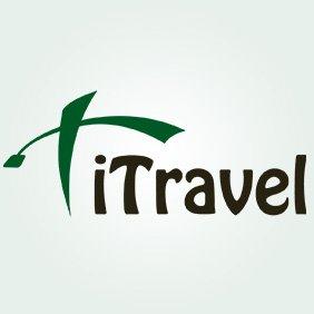 iTravel Erbil دیزاینی لۆگۆ