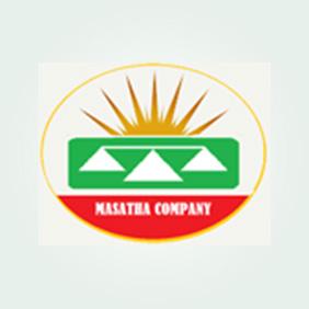 Masatha Company دیزاینی لۆگۆ