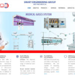 Smart Engineering Group Website