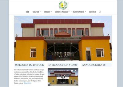 Catholic University – Erbil (CUE)