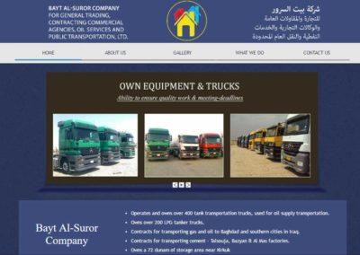 Bayt Al-Suror Website