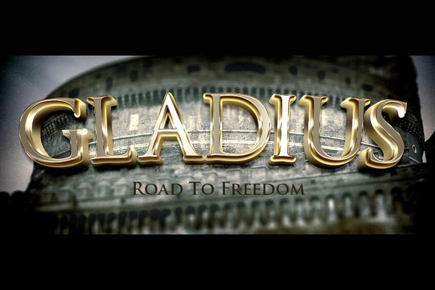 How to Create a 3D Golden Cinematic Text Action in AdobePhotoshop