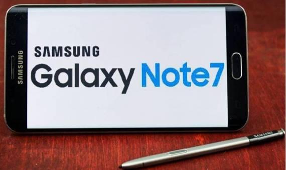 هواتف Galaxy Note 7 تكسر رقما قياسيا