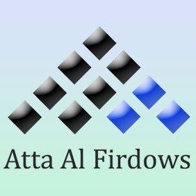 Atta Al Firdows Company Logo Design