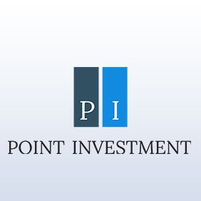Point Investment Logo Design