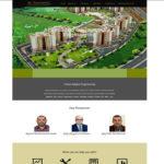 Al Tanasoq Consultancy Website