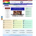 IHRCKR Website