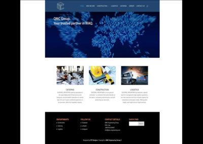 QMC Engineering Website
