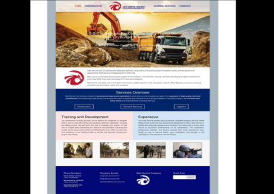 Safe Service Company Website