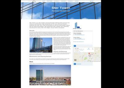 SterTower Group Website