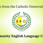 Community English Language Course – CUE