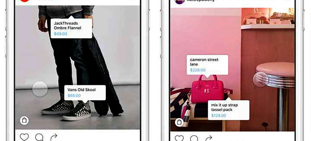 Shoppable Tags Instagram