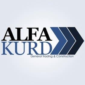 ALFA Kurd Logo