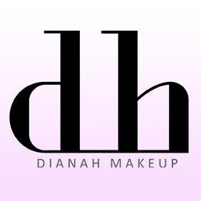 Dianah Makeup Artist Logo Design