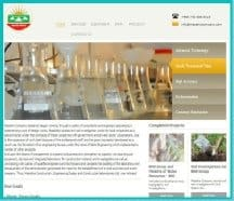 Masatha Company Website