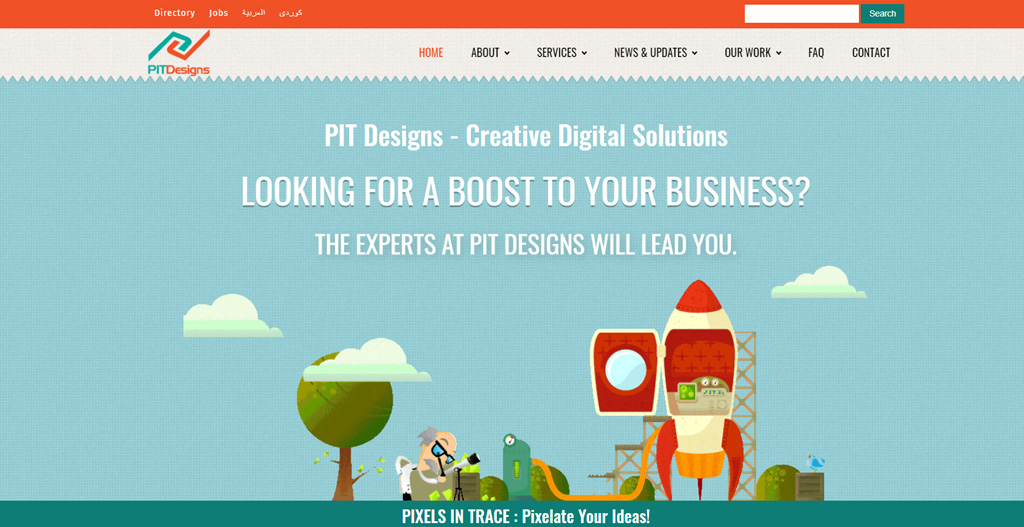 Best Web Design Company in Erbil