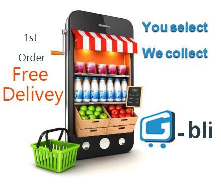 G-Bli app