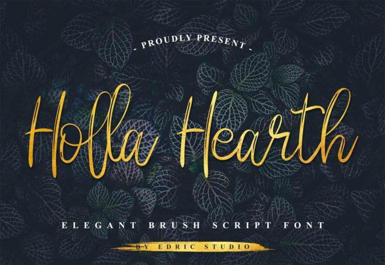 Holla Hearth