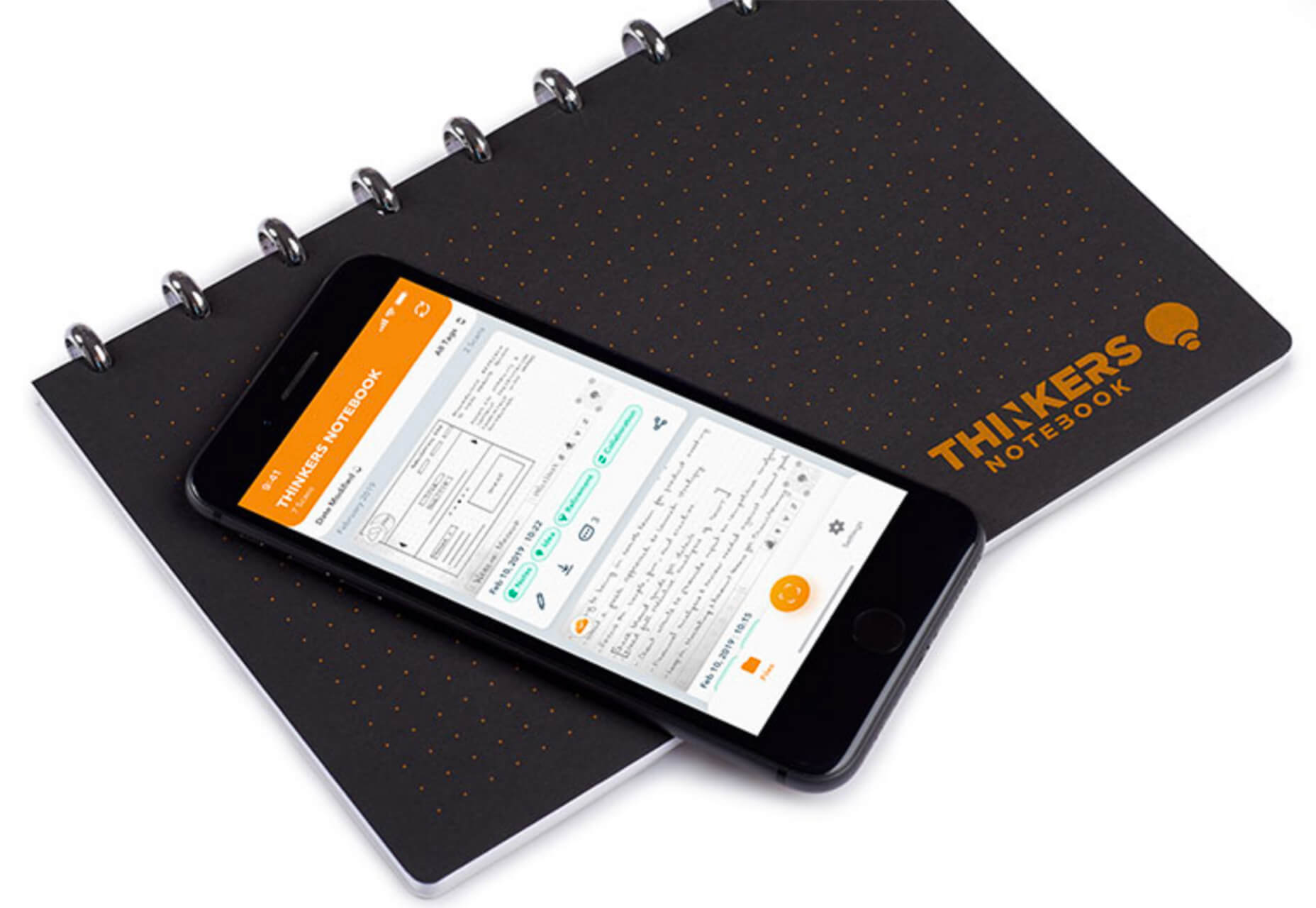 Thinkers Notebook and App