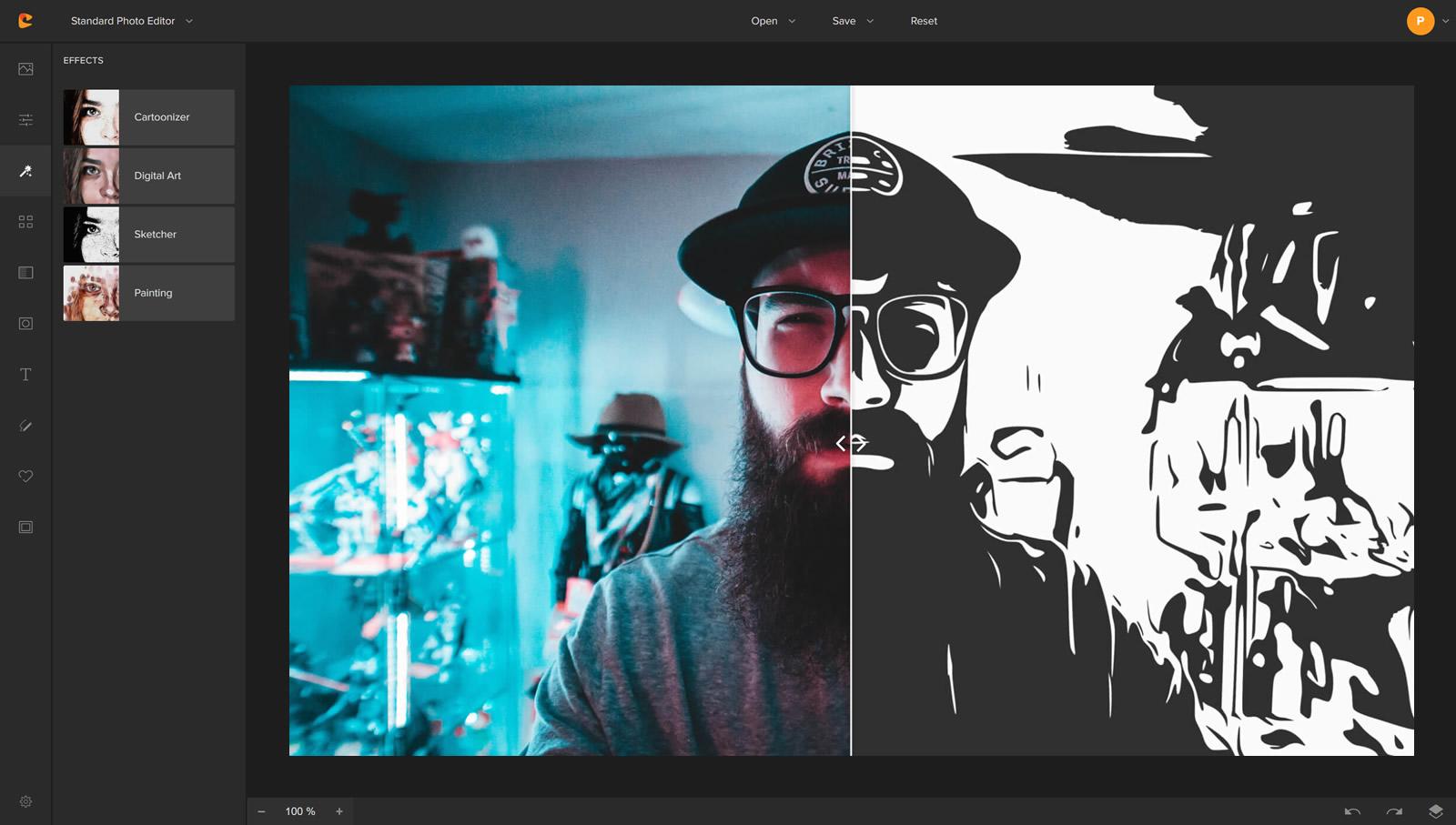 Colorcinch Photo Editor & Cartoonizer
